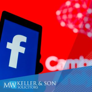 cambridge analytica GDPR MW Keller